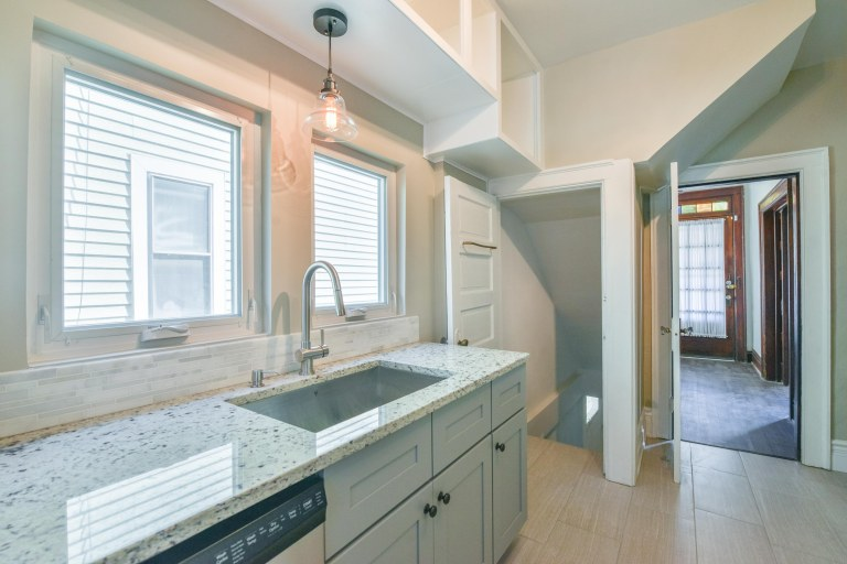 286 E Woodrow Avenue - Granite countertops & high-end fixtures