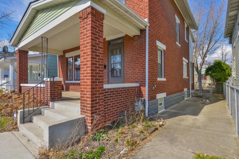 286 E Woodrow Avenue - Brick Exterior